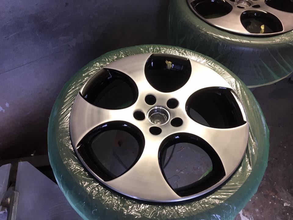 alloy wheel refurbishment beaconsfield