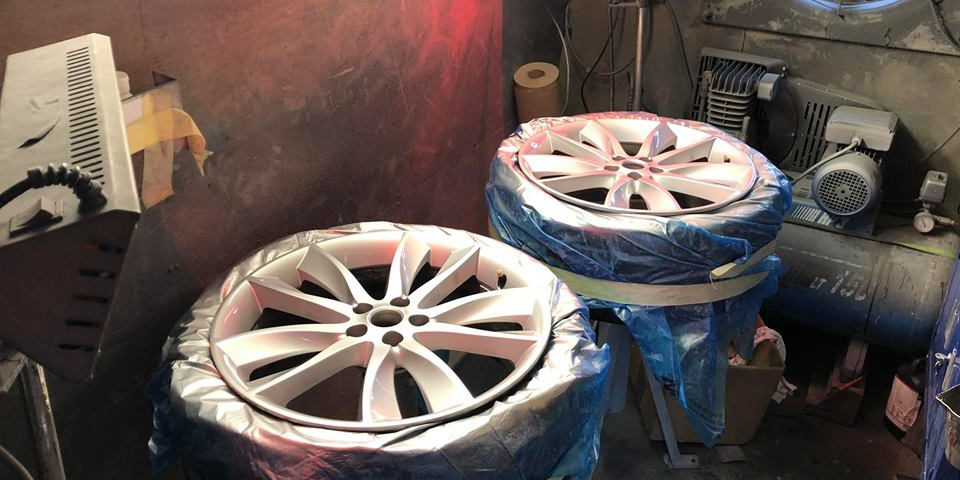 alloy wheel refurbishment little chalfont