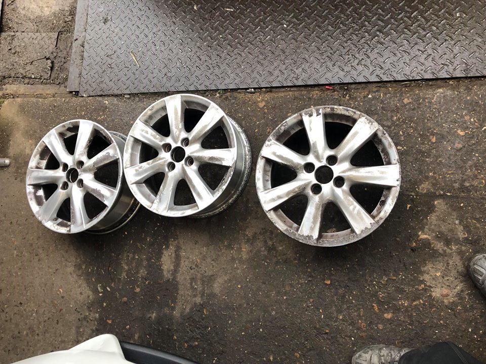 alloy wheel damage beaconsfield