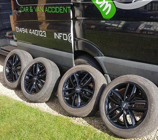 alloy wheel refurbishment chalfont st peter