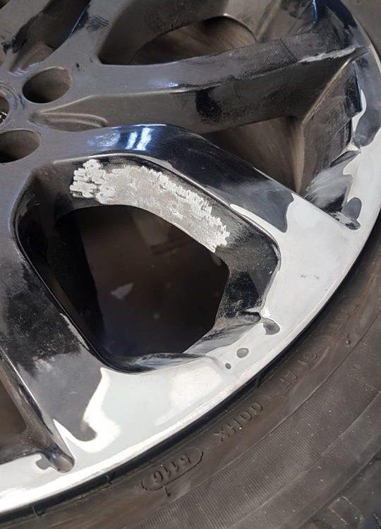 alloy wheel damage gerrards cross