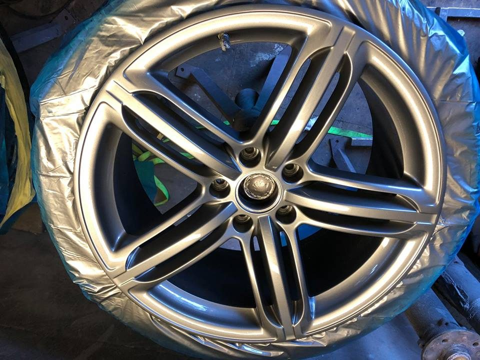 alloy wheel refurbishment service high wycombe