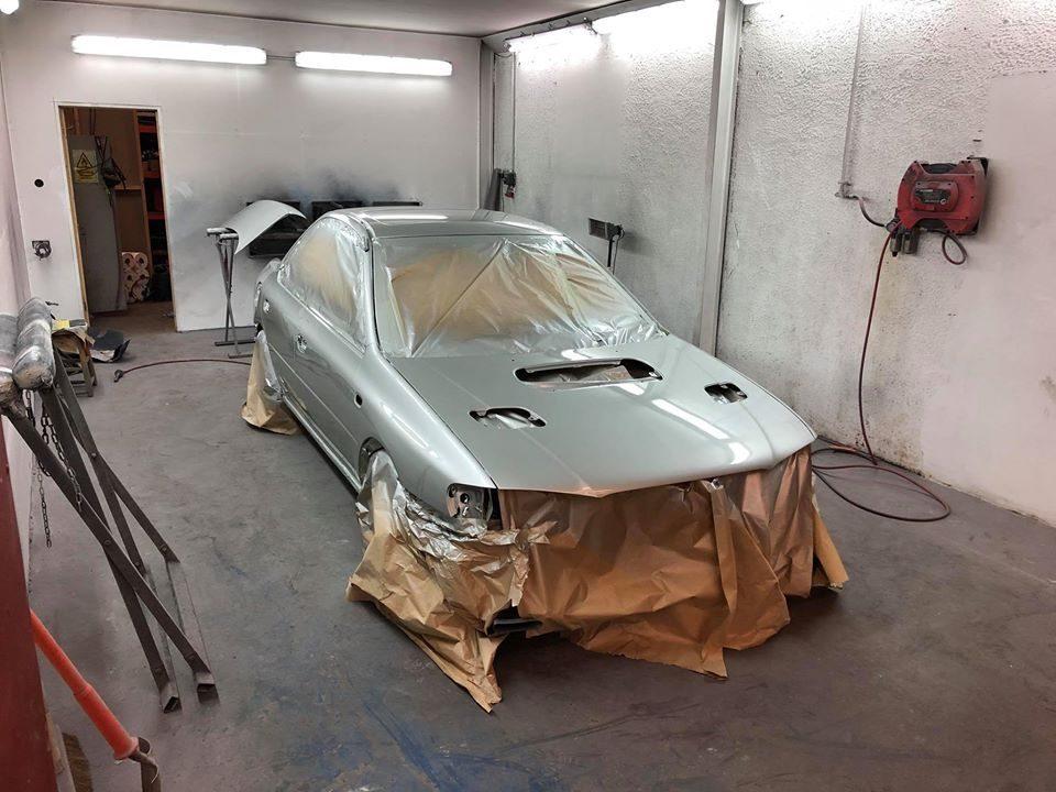car body shop loudwater