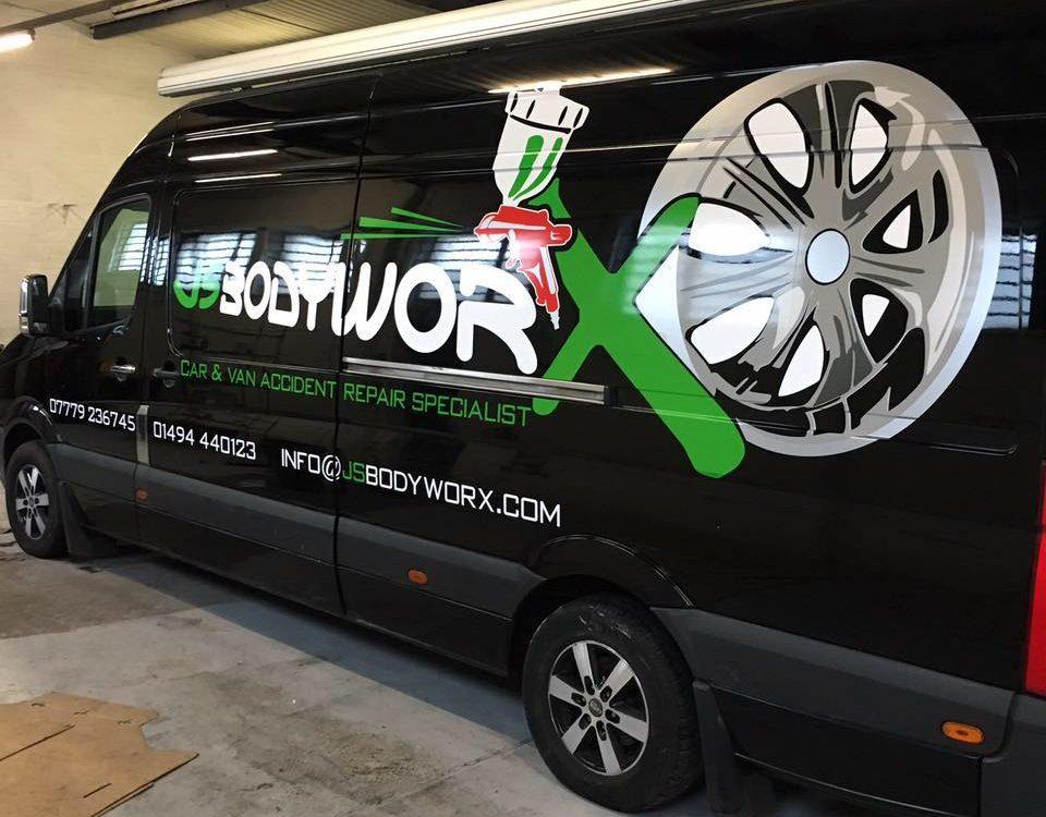 car body shop wooburn green