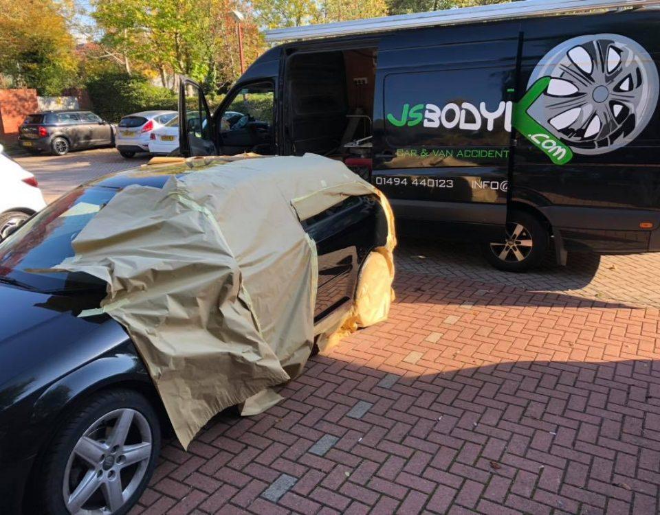 car body shop near Penn