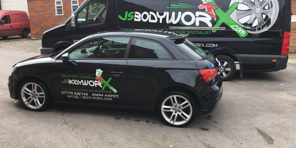 Car Body Repair Shop in Penn