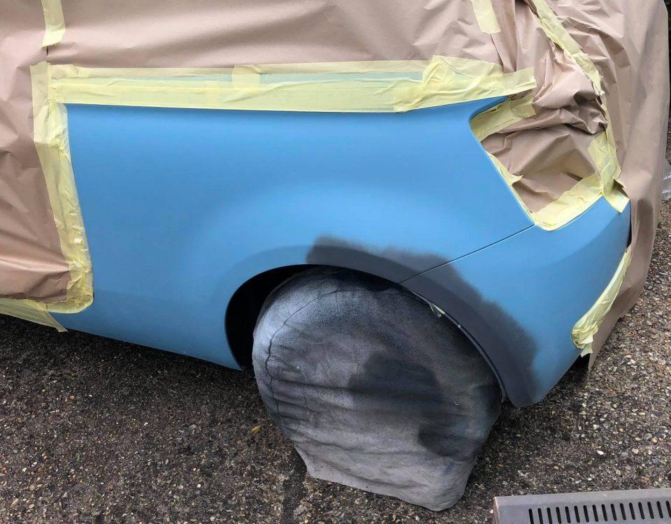 car bodywork repair shop near loudwater