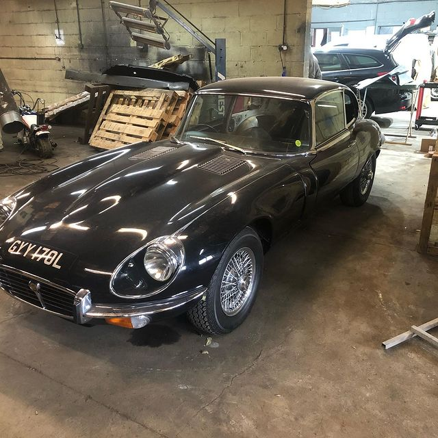 classic car restoration near Marlow